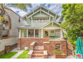 Property for sale at 47 WAVECREST AVE, Venice,  California 90291