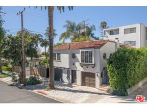 Property for sale at 1205 N Spaulding Ave, West Hollywood,  California 90046