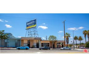 Property for sale at 7615 Crenshaw Blvd, Los Angeles,  California 90043