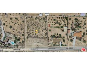 Property for sale at 12817 KNOB HILL RD, Pearblossom,  California 93553