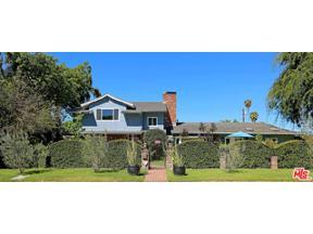 Property for sale at 4659 Forman Ave, Toluca Lake,  California 91602