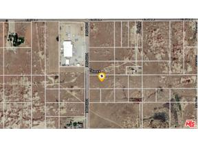 Property for sale at 0 70th Street, Lancaster,  California 93535