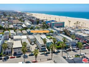 Property for sale at 32 Rose Ave, Venice,  California 90291