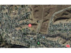 Property for sale at 0 Mayfare St, Castaic,  California 91310