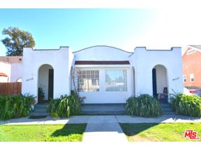 Property for sale at 4806 8TH AVE, Los Angeles,  California 90043