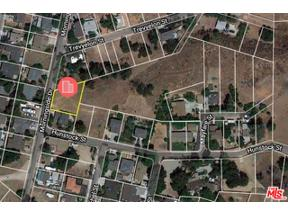 Property for sale at 0 Morningside Dr, Castaic,  California 91384