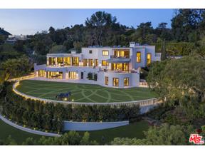 Property for sale at Private Road Off Lower Benedict Canyon Dr, Beverly Hills,  California 90210