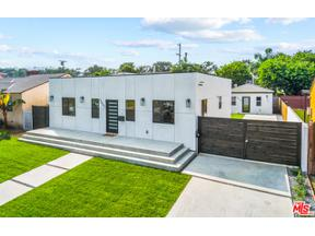 Property for sale at 3441 Alsace Ave, Los Angeles,  California 90016