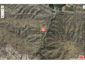 Property for sale at 0 157 Valyermo Rd Rd, Llano,  California 93544