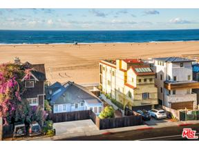 Property for sale at 1419 PALISADES BEACH RD, Santa Monica,  California 90401