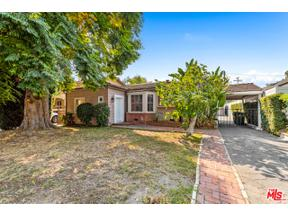 Property for sale at 4547 Talofa Ave, Toluca Lake,  California 91602