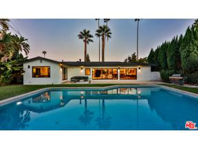 Property for sale at 15739 Milbank St, Encino,  California 91436