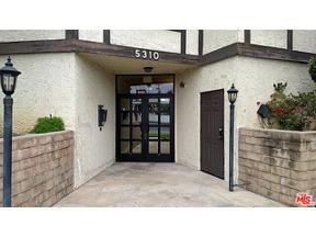 Property for sale at 5310 Circle Dr # 208, Sherman Oaks,  California 91401