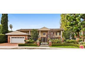 Property for sale at 15539 AQUA VERDE DR, Los Angeles,  California 90077