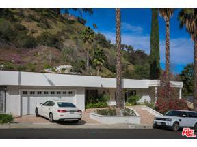 Property for sale at 3453 Green Vista Dr, Encino,  California 91436
