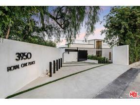 Property for sale at 3950 Royal Oak Pl, Encino,  California 91436
