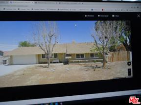Property for sale at 38734 Desert View Dr, Palmdale,  California 93551