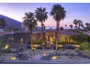 Property for sale at 1014 Andreas Palms Drive, Palm Springs,  California 92264