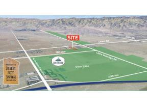 Property for sale at 0 S Dillon Rd, Desert Hot Springs,  California 92240