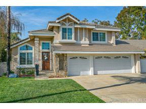 Property for sale at 2041 Via Arroyo, La Verne,  California 91750