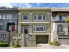 Property for sale at 451 17th Avenue, San Francisco,  California 94121