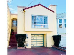 Property for sale at 41 Cavour W Street, Daly City,  California 94014