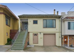 Property for sale at 80 Cordova Street, San Francisco, California 94112