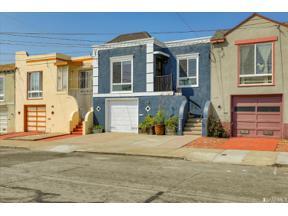 Property for sale at 4424 Ulloa Street, San Francisco, California 94116