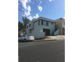Property for sale at 71 Frankfort Street, Daly City, California 94014