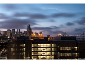 Property for sale at 480 Mission Bay Boulevard Unit: 1105, San Francisco, California 94158
