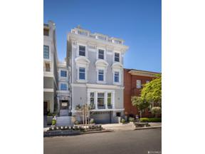 Property for sale at 2555 Webster Street, San Francisco,  California 94115