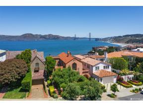 Property for sale at 738 El Camino Del Mar, San Francisco, California 94121