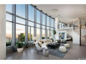 Property for sale at 201 Folsom Street Unit: 41A, San Francisco,  California 94105