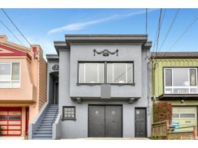Property for sale at 1222 43rd Avenue, San Francisco,  California 94122