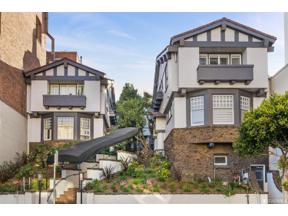 Property for sale at 2115 Hyde Street, San Francisco,  California 94109