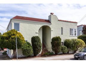 Property for sale at 490 Faxon Avenue, San Francisco,  California 94112
