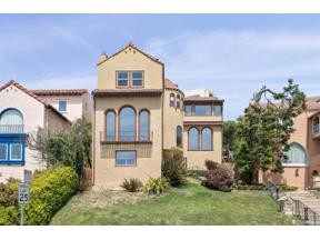 Property for sale at 1260 Monterey Boulevard, San Francisco, California 94127