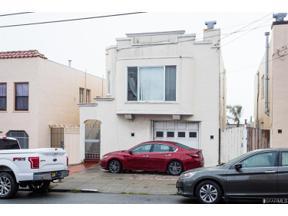 Property for sale at 143 Louisburg Street, San Francisco, California 94112