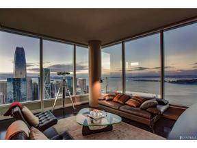 Property for sale at 425 1st Street Unit: 5704, San Francisco,  California 94105