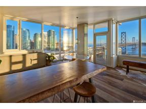 Property for sale at 501 Beale Street Unit: PH1C, San Francisco,  California 94105