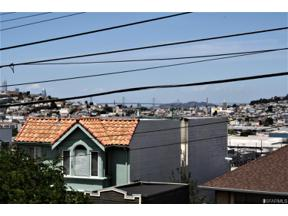 Property for sale at 1039 Jamestown Avenue, San Francisco,  California 94124