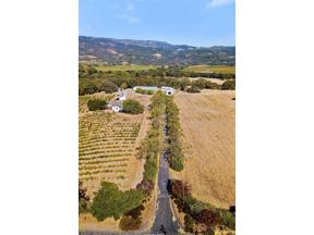 Property for sale at 15655 Arnold Drive Drive, Sonoma,  California 95476