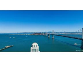 Property for sale at 280 Spear Street Unit: 34F, San Francisco,  California 94105