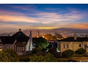 Property for sale at 210 Hazelwood Avenue, San Francisco, California 94127