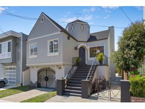 Property for sale at 54 Schwerin Street, San Francisco, California 94134