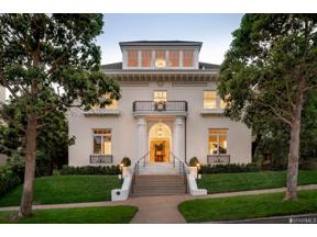Property for sale at 31 Presidio Terrace, San Francisco,  California 94118