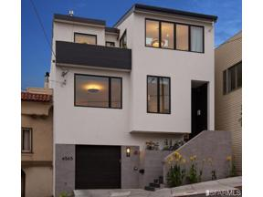 Property for sale at 4565 19th Street, San Francisco,  California 94114