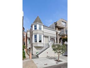 Property for sale at 164 Belvedere Street, San Francisco,  California 94117