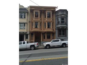 Property for sale at 2422 Fulton Street, San Francisco,  California 94118