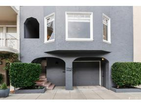 Property for sale at 1960 Jefferson, San Francisco,  California 94123
